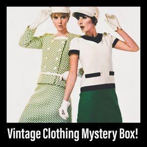 Vintage Clothing Mystery Box!